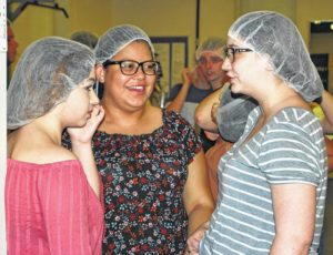 Elkin High School students, staff pack more than 10,000 meals for Rise Against Hunger