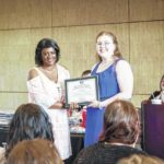National Society of Leadership and Success inducts new members