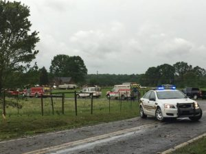 UPDATED: Tornados sighted in southern Yadkin County